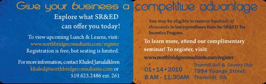 Seminar Ad